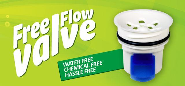 Free Flow Valve
